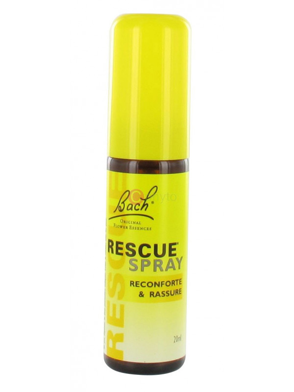 Fleurs de Bach - Rescue - Spray 20 ml