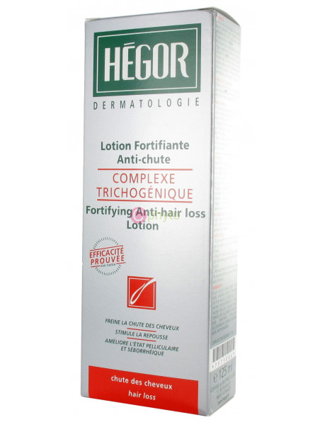 Hégor - Lotion Fortifiante Anti-Chute - 125 ml