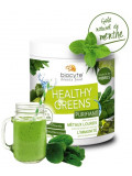 Laboratoire Biocyte - Healthy Greens Pürifiant - Goût Naturel Menthe 260g