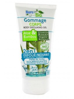 Born To Bio - Gommage Corps Bio - 150 Ml