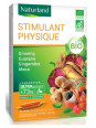 Extrait Fluide Bio Ginseng, Guarana, Gingembre, Maca 20 ampoules - Naturland CPHYTO